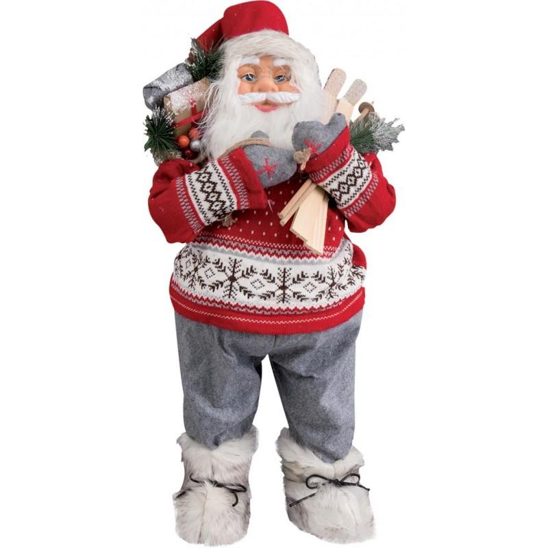 Babbo Natale 40 Cm.Pupazzo Babbo Natale 90 Cm Md Webstore