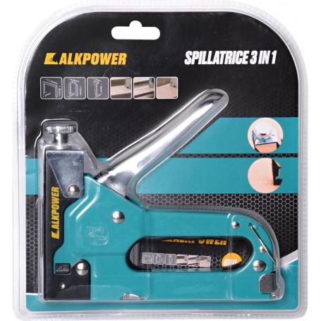 ALKPOWER - SPILLATRICE 3 IN 1