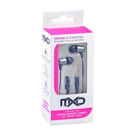 MXD - AURICOLARI CON MICROFONO