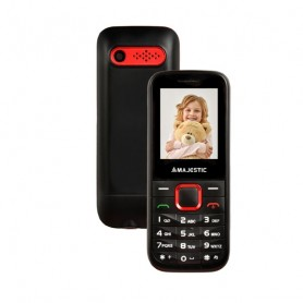 MAJESTIC TLF LUCKY 55R - TELEFONO DUAL SIM CON DISPLAY A COLORI