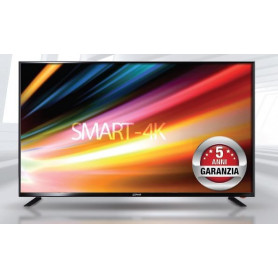 "ZEPHIR ZVD50UHD - TV UHD 50""4K SMART"