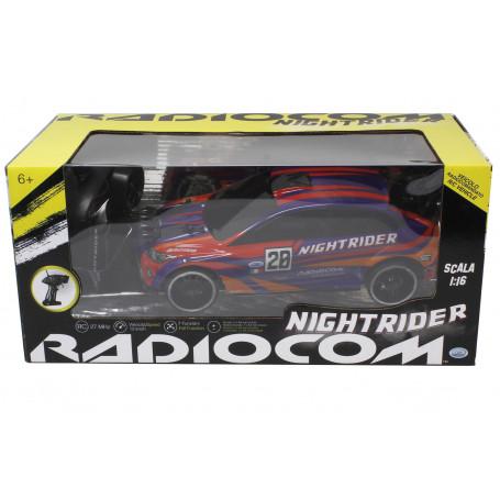 RADIOCOM NIGHTRIDER